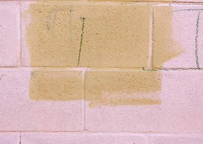 Rothko Graffiti Screen Untitled #4