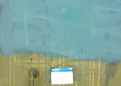 Rothko Graffiti Screen Untitled #3